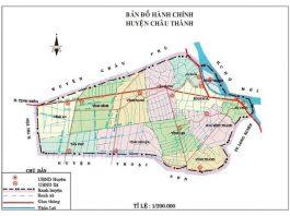 Giới thiệu khái quát huyện Tuy Phước