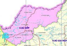 Giới thiệu khái quát huyện Bù Đốp - Tỉnh Bình Phước - vansudia.net