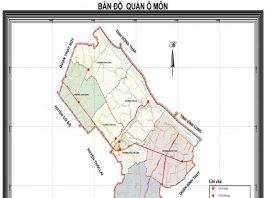 Giới thiệu khái quát quận Ô Môn