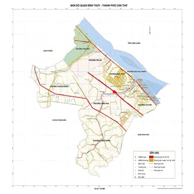 Giới thiệu khái quát quận Bình Thủy