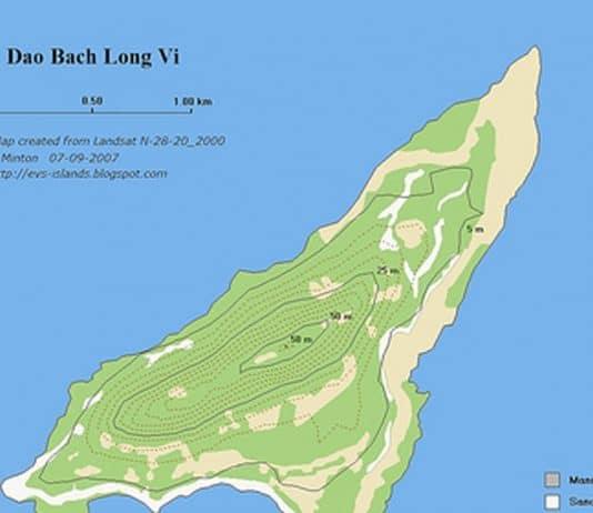 Giới thiệu khái quát huyện đảo Bạch Long Vĩ
