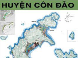 Giới thiệu khái quát huyện Côn đảo
