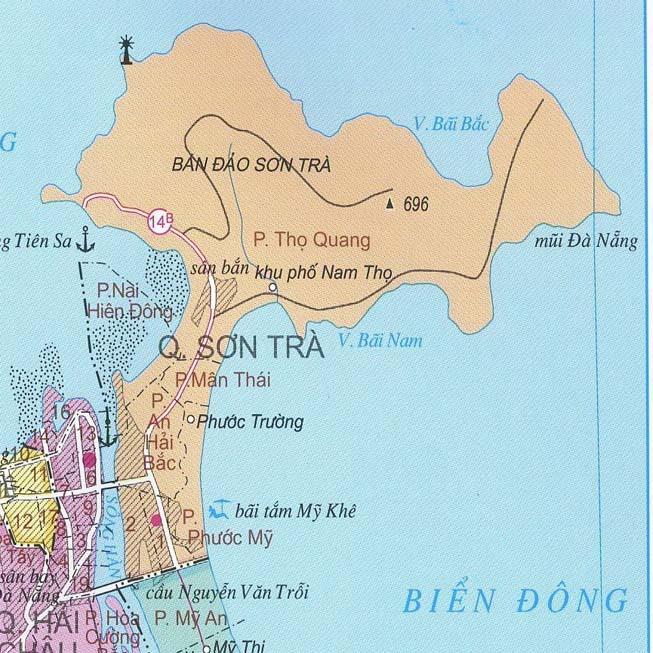 Giới thiệu khái quát quận Sơn Trà