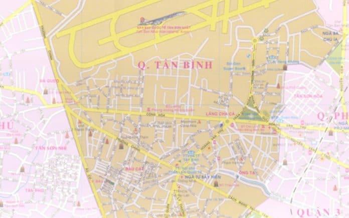 Giới thiệu khái quát quận Tân Bình