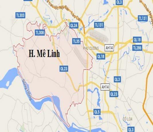 Giới thiệu khái quát huyện Mê Linh