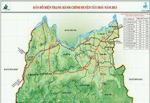 huyện Tây Hòa - Tỉnh Phú Yên