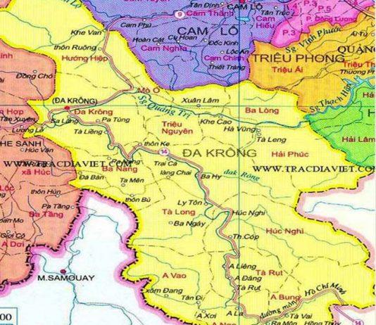 Giới thiệu khái quát huyện Đakrông