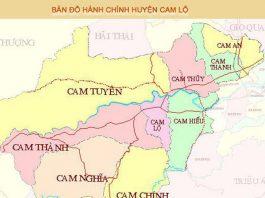 Giới thiệu khái quát huyện Cam Lộ