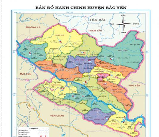 huyện Bắc Yên - Tỉnh Sóc Trăng