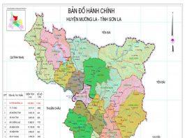 Giới thiệu khái quát huyện Mường La