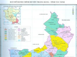 huyện Trảng Bàng - Tỉnh Tây Ninh