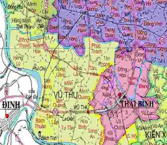 huyện Vũ Thư - Tỉnh Thái Bình