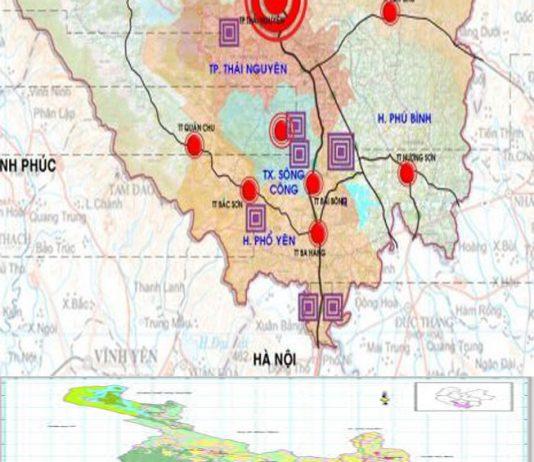 thị xã Phổ Yên - Tỉnh Thái Nguyên