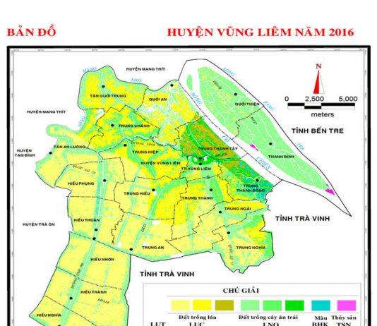 huyện Vũng Liêm - Tỉnh Vĩnh Long