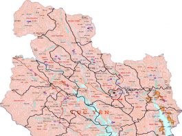 huyện Lục Yên - Tỉnh Yên Bái