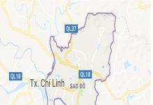 thành phố Chí Linh - Tỉnh Hải Dương
