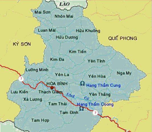 Giới thiệu khái quát huyện Tương Dương