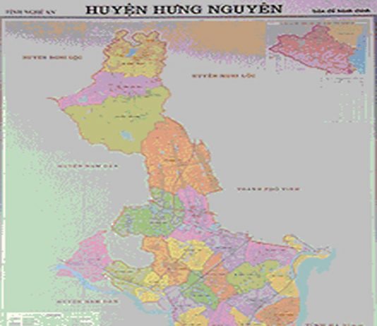 Giới thiệu khái quát huyện Hưng Nguyên