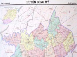 Giới thiệu khái quát huyện Long Mỹ