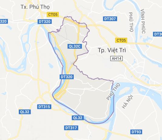 Giới thiệu khái quát huyện Lâm Thao