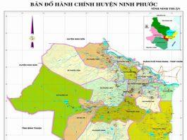 Giới thiệu khái quát huyện Ninh Phước