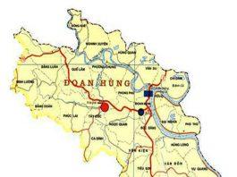 Giới thiệu khái quát huyện Đoan Hùng