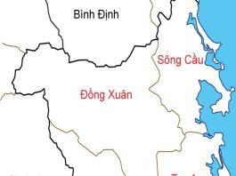 huyện Đồng Xuân - Tỉnh Phú Yên