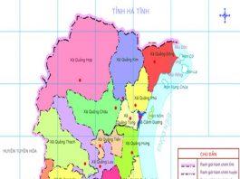 huyện Quảng Trạch - Tỉnh Quảng Bình