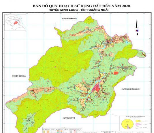 huyện Minh Long - Tỉnh Quảng Ngãi