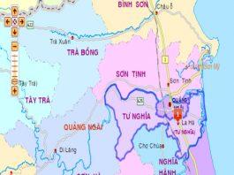 huyện Tư Nghĩa - Tỉnh Quảng Ngãi