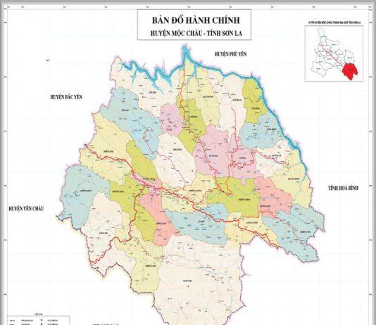 Giới thiệu khái quát huyện Mộc Châu