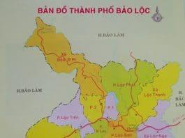 Giới thiệu khái quát thành phố Bảo Lộc