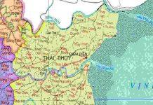 huyện Thái Thụy - Tỉnh Thái Bình