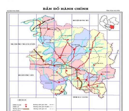 huyện Phú Bình - Tỉnh Thái Nguyên