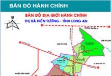 Giới thiệu khái quát thị xã Kiến Tường