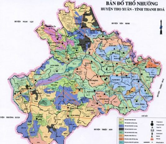 huyện Thọ Xuân - Tỉnh Thanh Hóa