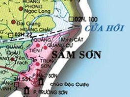 thành phố Sầm Sơn - Tỉnh Thanh Hóa
