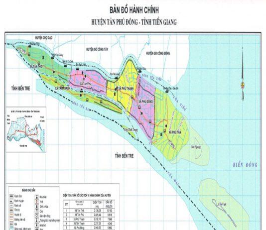 huyện Tân Phú Đông - Tỉnh Tiền Giang
