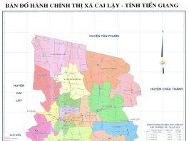thị xã Cai Lậy - Tỉnh Tiền Giang
