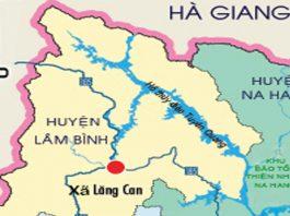 huyện Lâm Bình - Tỉnh Tuyên Quang