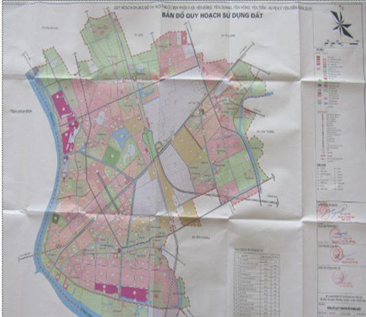 Giới thiệu khái quát huyện Ý Yên - Tỉnh Nam ĐỊnh - vansudia.net