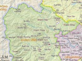 huyện Khánh Vĩnh - Tỉnh Khánh Hòa