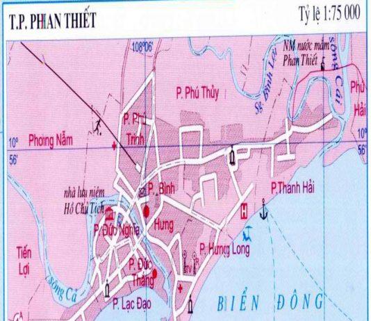 thành phố Phan Thiết - Tỉnh Bình Thuận
