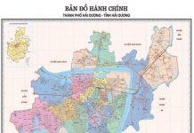 thành phố Hải Dương - Tỉnh Hải Dương