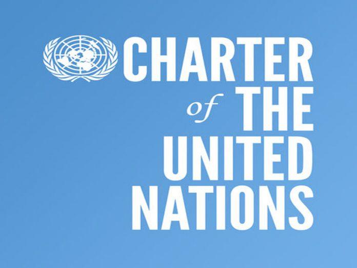HIẾN CHƯƠNG LIÊN HỢP QUỐC (CHARTER OF THE UNITED NATIONS) - BẢN TIẾNG ANH