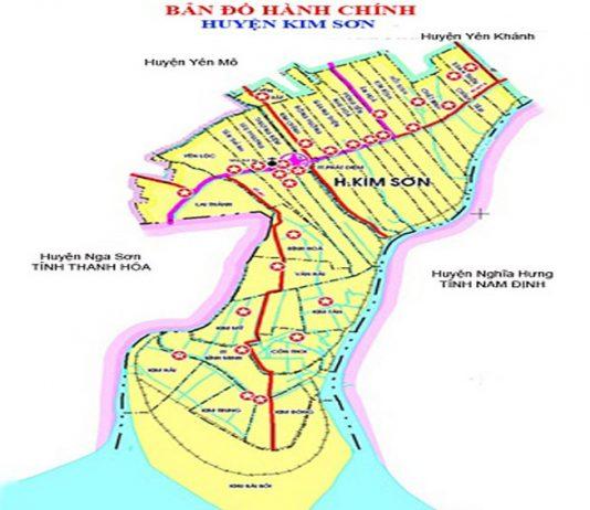 Giới thiệu khái quát huyện Kim Sơn