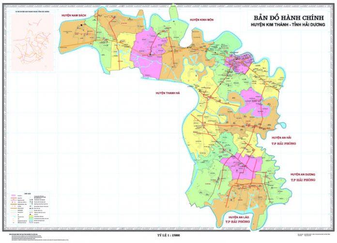 huyện Kim Thành - Tỉnh Hải Dương