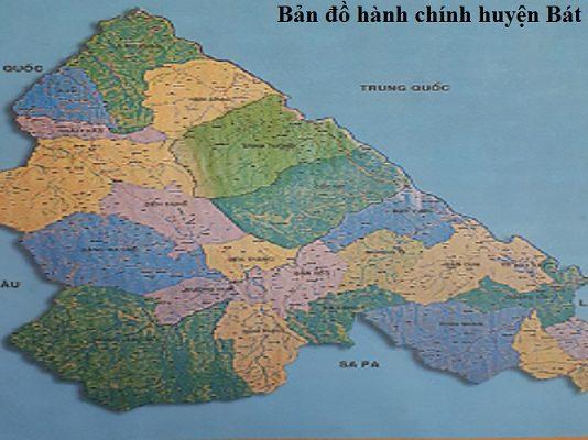 Giới thiệu khái quát huyện Bát Xát