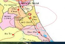huyện Mộ Đức - Tỉnh Quảng Ngãi