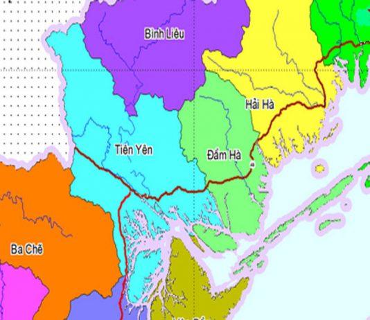 Giới thiệu khái quát huyện Tiên Yên